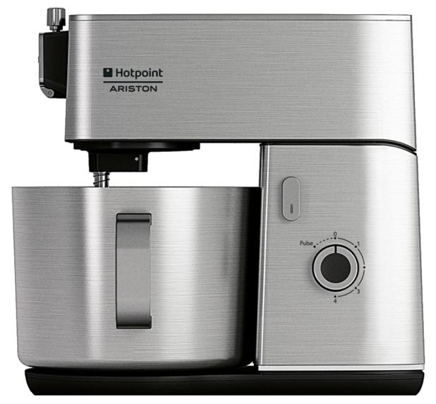 Кухонный комбайн Hotpoint-Ariston KM 040 AX0 нержавеющая сталь