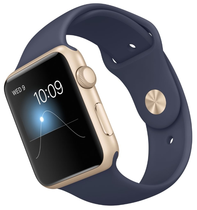 ����� ���� apple Watch with Sport Band ����������, �����-����� ������� MLC72RU/A
