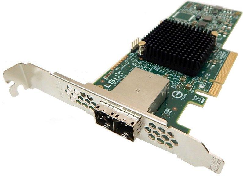 Контроллер Lenovo N2225 SAS/SATA HBA for System x (00AE912)
