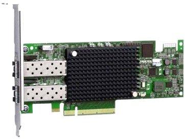 Контроллер Lenovo Emulex 16Gb FC Dual-port HBA for IBM System x (81Y1662)