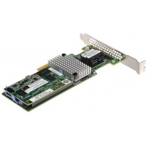 Контроллер ServeRAID M5200 Series 1GB Cache/RAID 5 Upgrade for IBM Systems (47C8656)