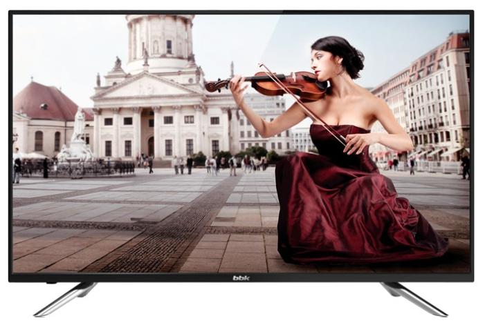 телевизор BBK 43LEM-1018/FT2C Black