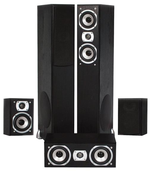 Комплект акустических систем Ultimate Movie
