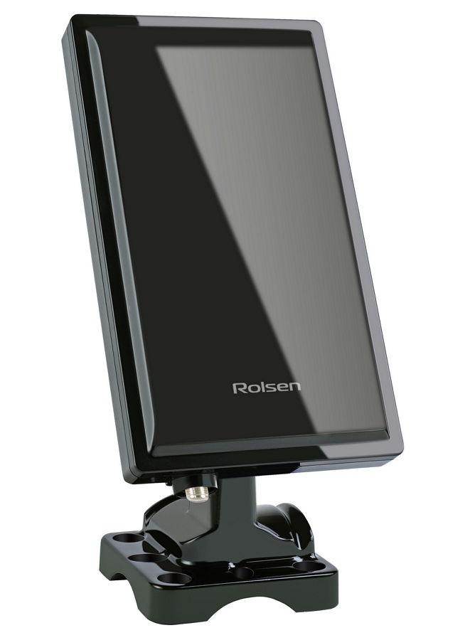 Телевизионная антенна Rolsen RDA-200 (активная, DVB-T/T2) 1-RLDB-RDA-200