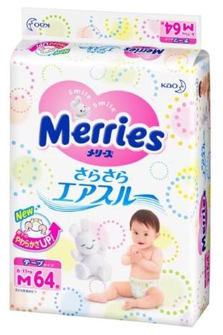 ��������� Merries 6-11 �� ( 64��) M