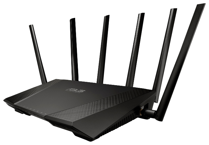 Роутер WiFi ASUS RT-AC3200