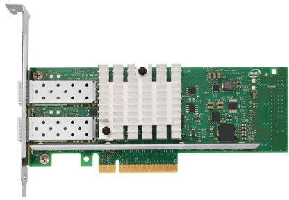 Контроллер Lenovo Intel x520 Dual Port 10GbE SFP+ Adapter for IBM System x (49Y7960)