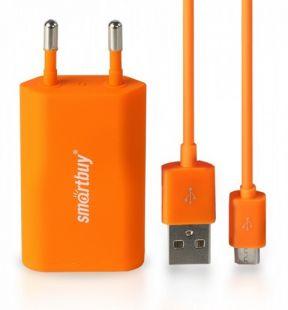 Зарядное устройство SmartBuy SATELLITE Combo Оранжевое SBP-2650
