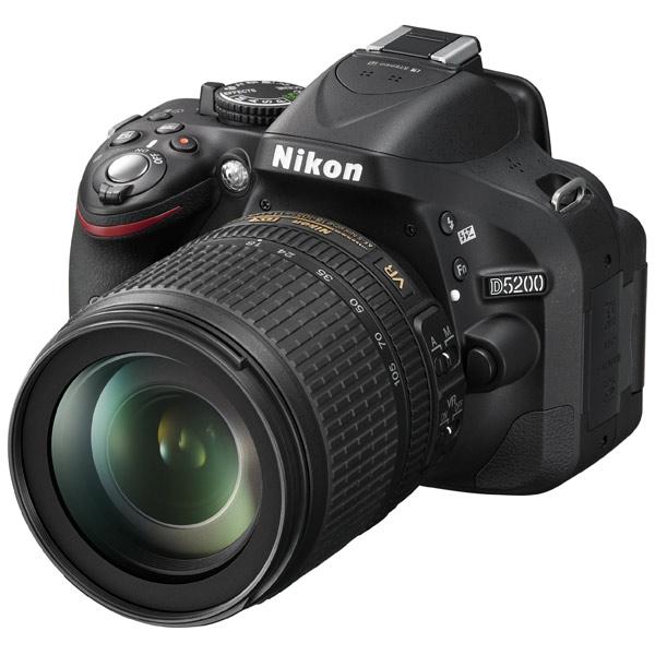 �������� ����������� Nikon D5200 KitT+18-105 VR ����