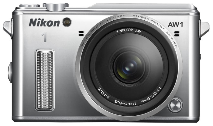 Цифровой фотоаппарат Nikon 1 AW1 KIT (11-27.5mm) VVA202K001