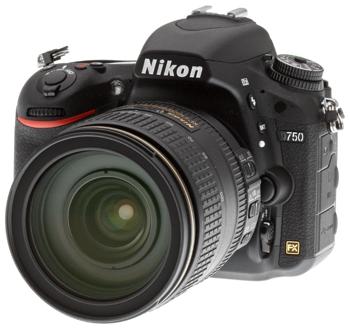 Цифровой фотоаппарат Nikon D750 KIT (AF-S 24-85mm)