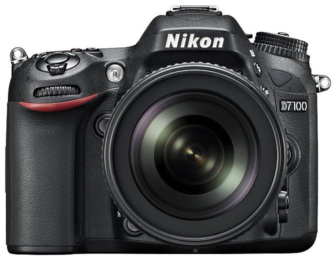 Цифровой фотоаппарат Nikon D7100 KIT AF-S DX 18-105mm VR VBA360K001