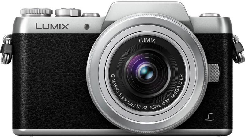 �������� ����������� Panasonic Lumix DMC-GF7 Kit, ����������� DMC-GF7KEE-S