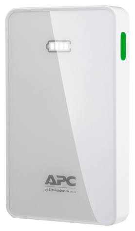 ��������� ��� �������� APC-by-Schneider-Electric APC Mobile Power Pack, 5000mAh Li-polymer, White M5WH-EC