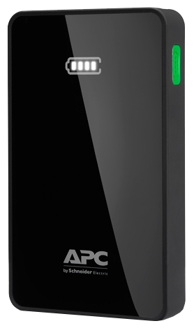 ��������� ��� �������� APC-by-Schneider-Electric APC Mobile Power Pack, 5000mAh Li-polymer, black M5BK-EC