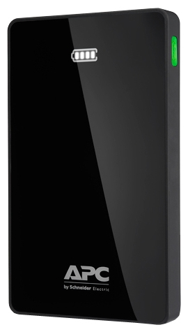 Аксессуар для телефона APC-by-Schneider-Electric APC by Schneider Electric M10BK-EC (10000 мАч), чёрная