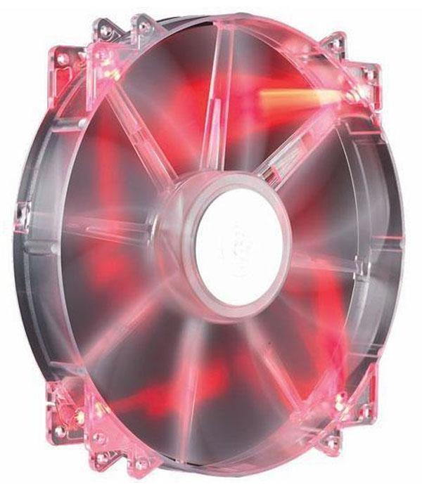 Кулер Cooler-Master Cooler Master MegaFlow 200 Red LED (R4-LUS-07AR-GP)