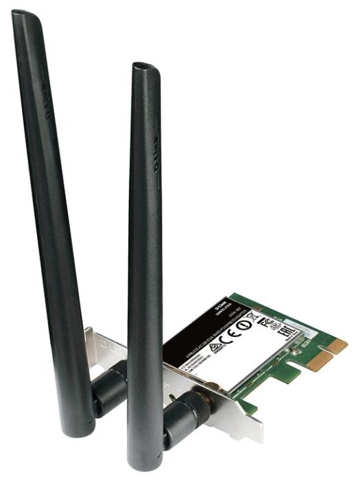 Адаптер Wi-Fi D-link DWA-582 802.11ac DWA-582/RU/A1A