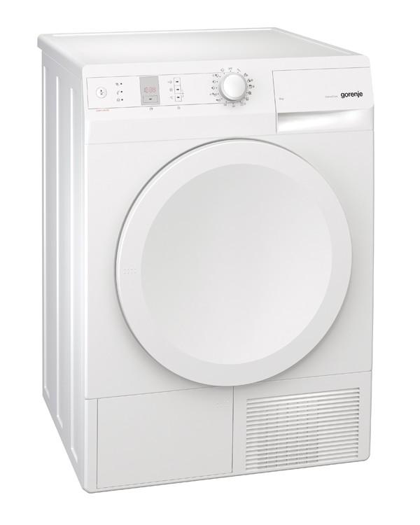Сушильная машина для белья Gorenje D844BH, белая