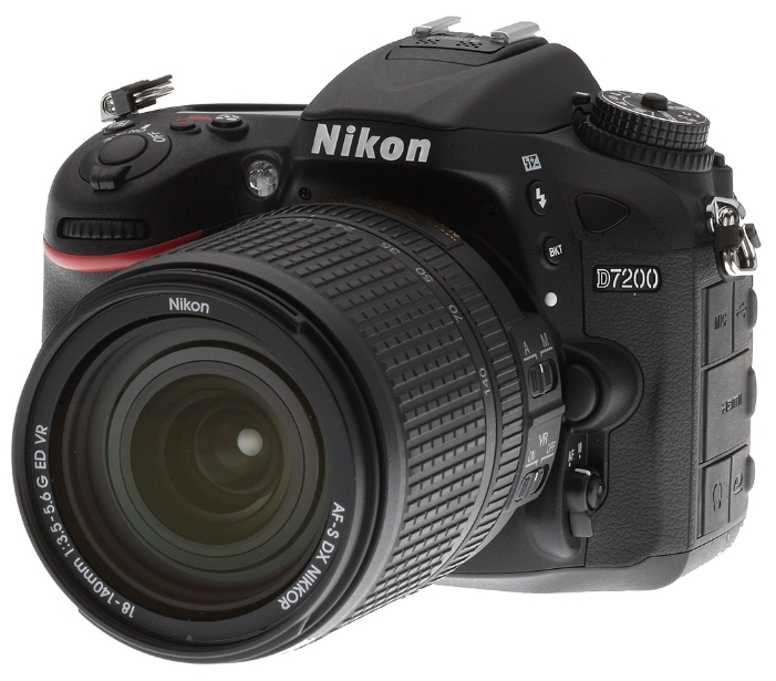 �������� ����������� Nikon D7200 KIT (AF-S DX 18-105mm VR), ������ VBA450K001