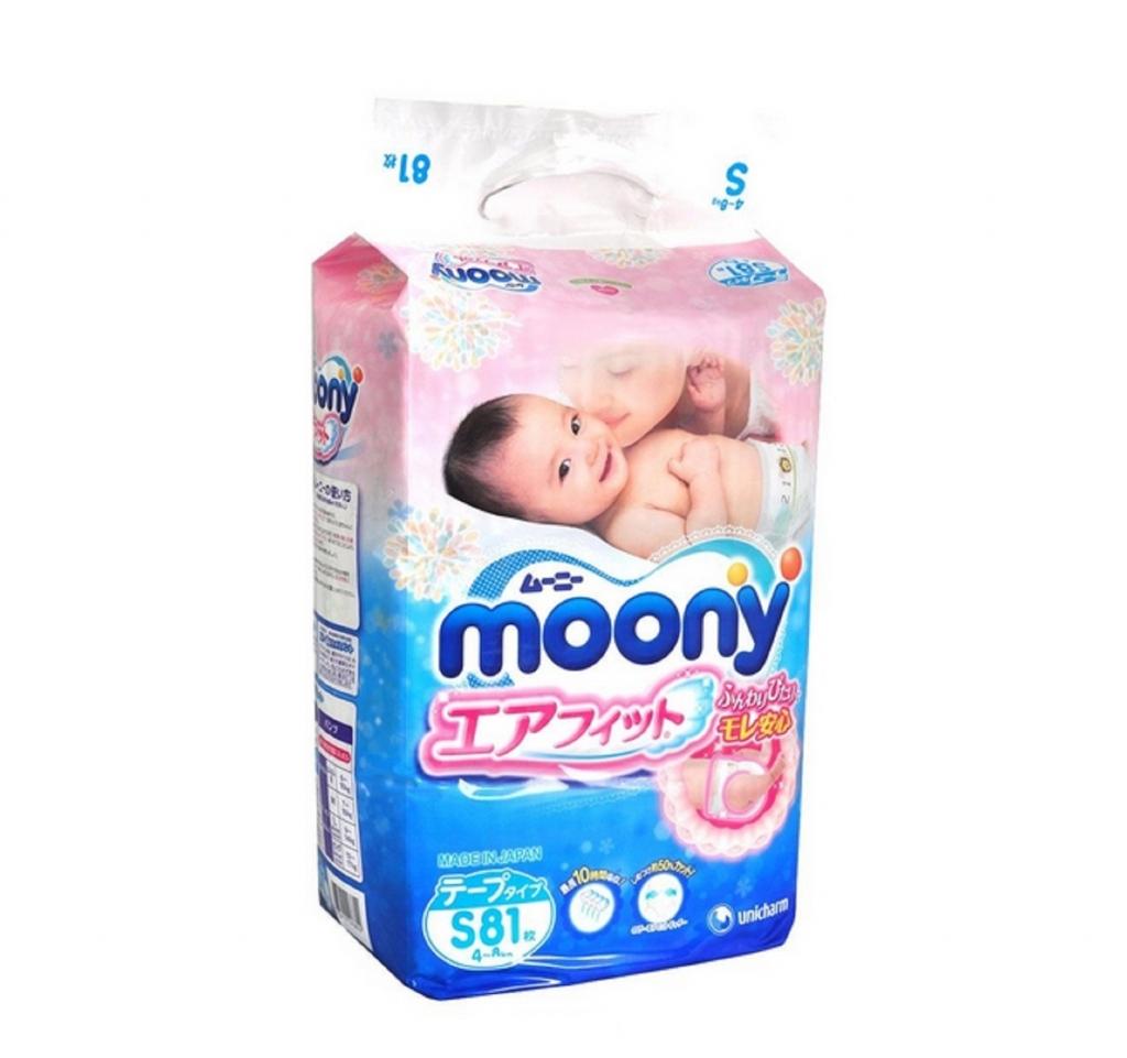 ��������� Moony 4-8 �� (81 ��.) S