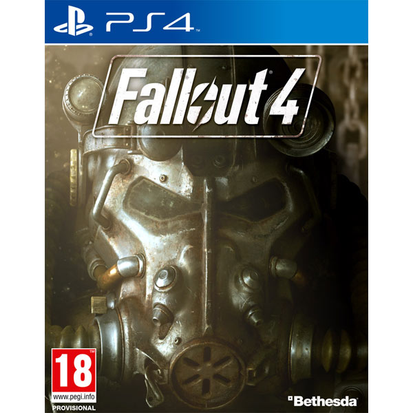 Игра для PS4 SONY PS4 Fallout 4