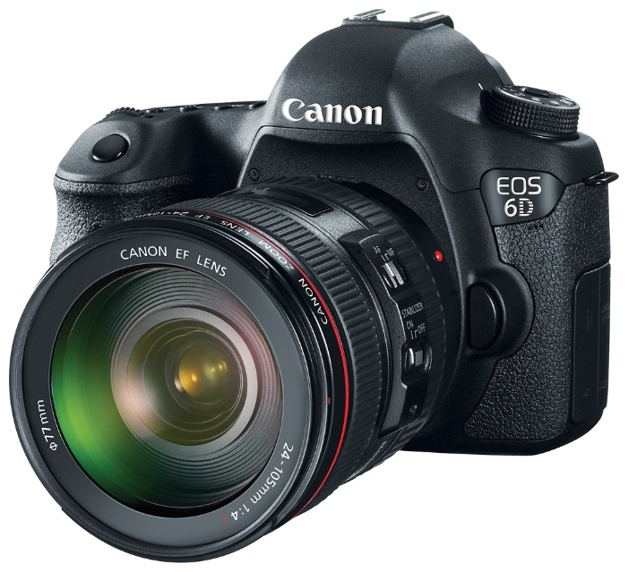 �������� ����������� Canon EOS 6D WG KIT (24-105mm IS STM) 8035B108