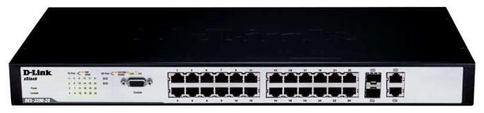 Коммутатор (switch) D-link DES-3200-26/C1A