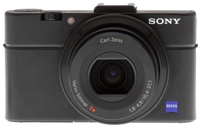Цифровой фотоаппарат SONY Cyber-shot DSC-RX100 II (M2), черный DSCRX100M2.RU3