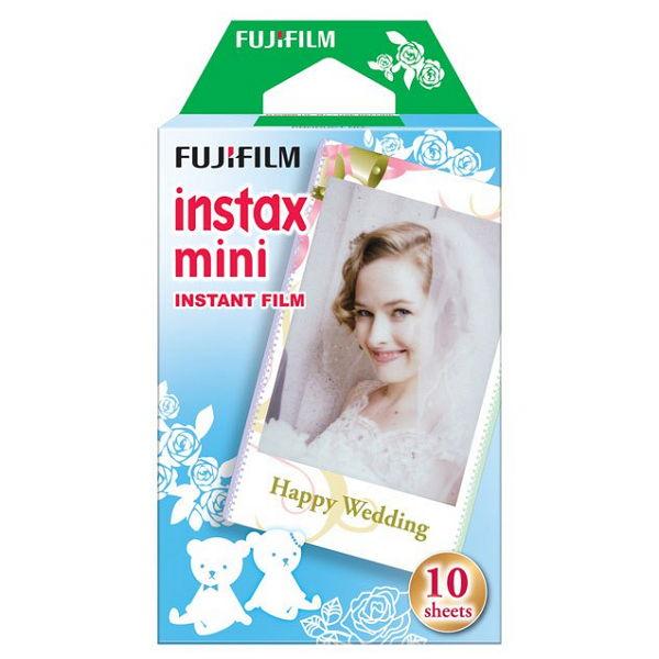 Картридж для фотоаппарата моментальной печати Fujifilm Instax Mini Wedding WW1 10/PK (10 листов)