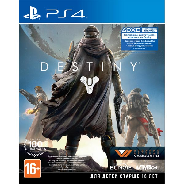 Игра для PS4 SONY Destiny Vanguard PS4