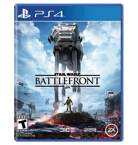 Игра для PS4 SONY PS4 Star Wars Battlefront