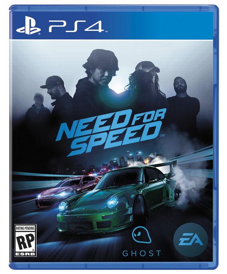 Игра для PS4 SONY Need For Speed