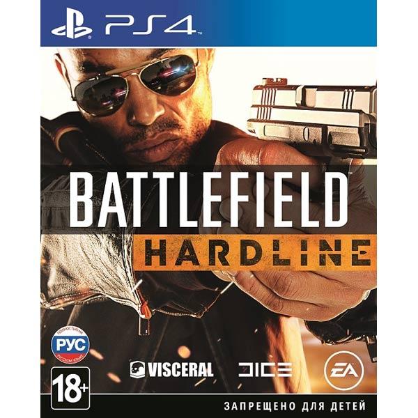 Игра для PS4 SONY Battlefield Hardline PS4