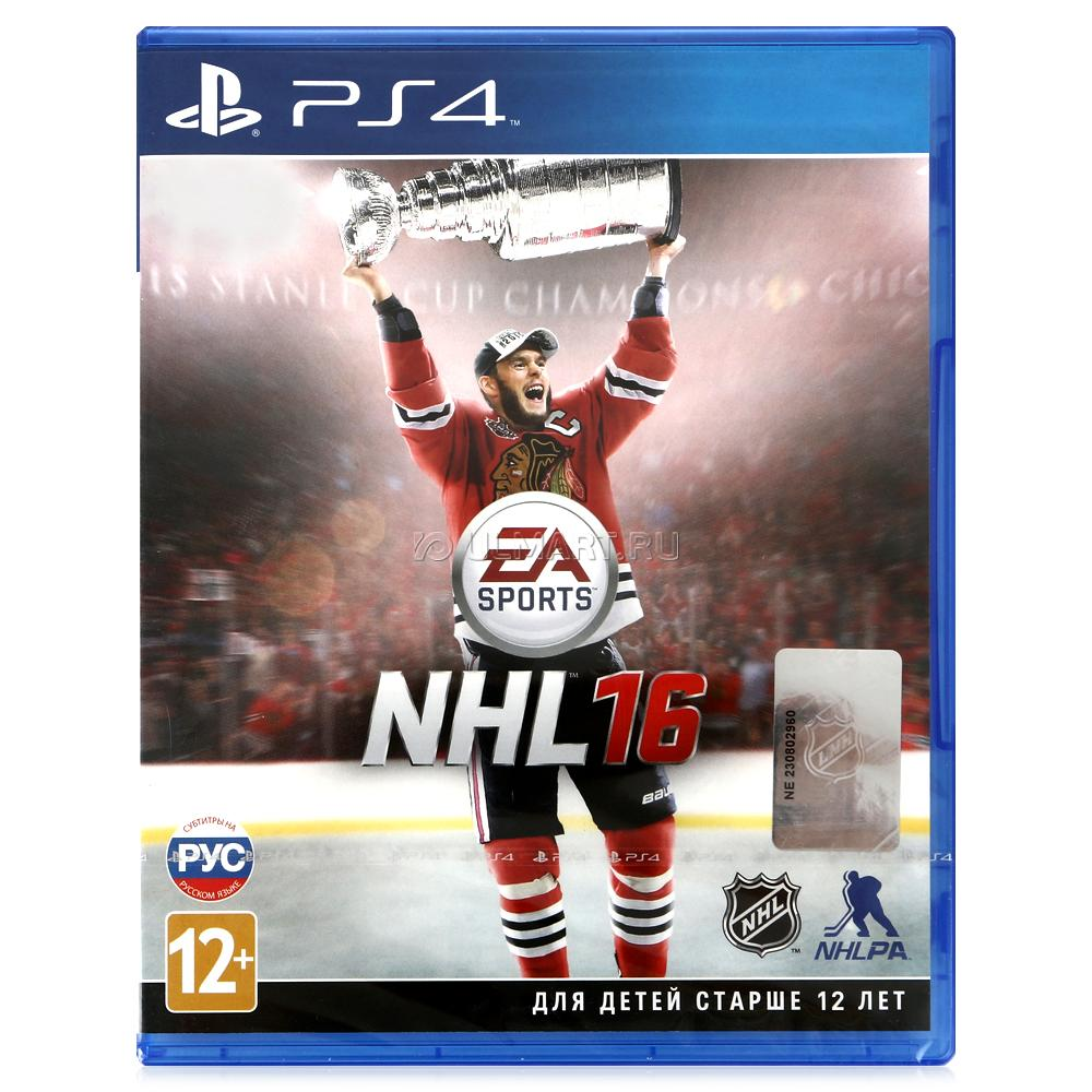 Игра для PS4 SONY PS4 NHL 16