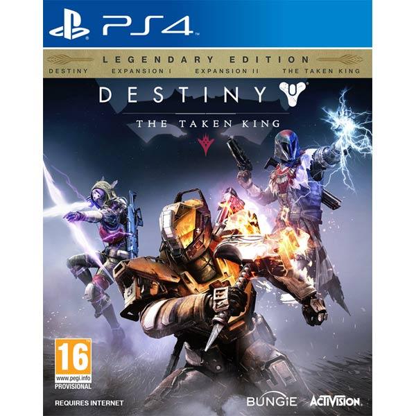 ���� ��� PS4 SONY Destiny: The Taken King. Legendary Edition