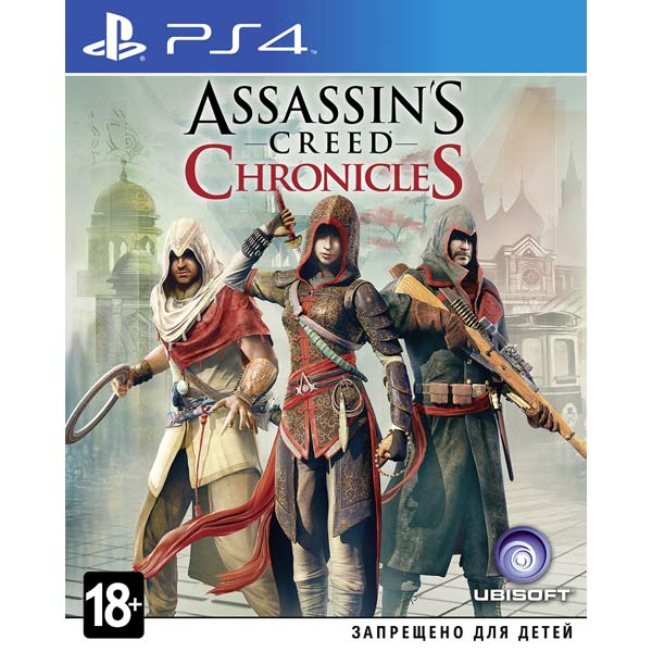 Игра для PS4 SONY Assassin'Creed Chronicles