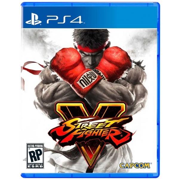 ���� ��� PS4 SONY Street Fighter V
