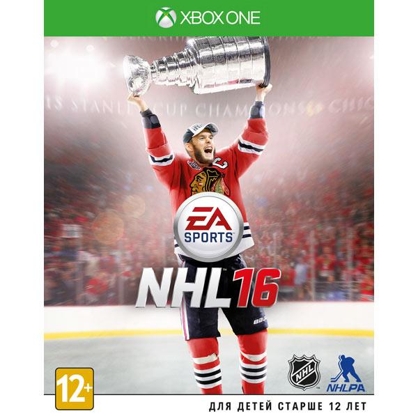 Игра для Xbox One MICROSOFT Xbox One NHL 16