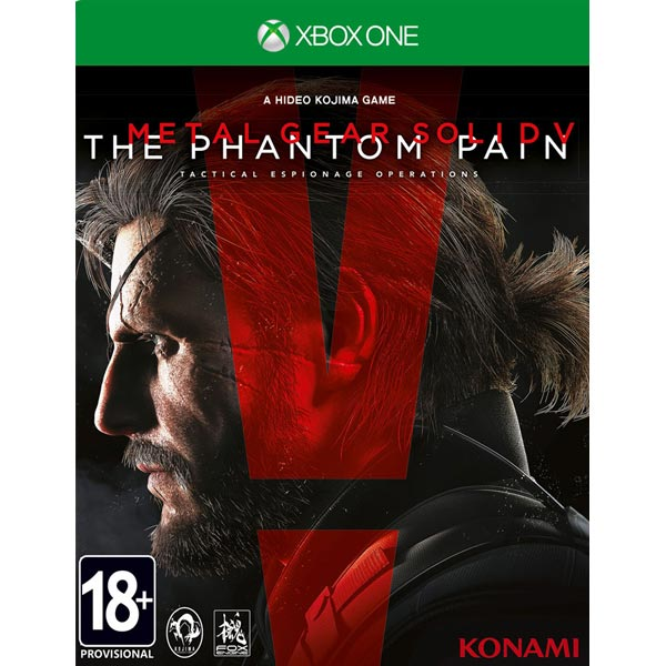 ���� ��� Xbox One MICROSOFT Xbox One Metal Gear Solid V: The Phantom Pain