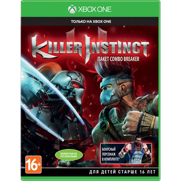 ���� ��� Xbox One MICROSOFT Killer Instinct