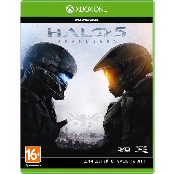 ���� ��� Xbox One MICROSOFT Halo 5 Guardians
