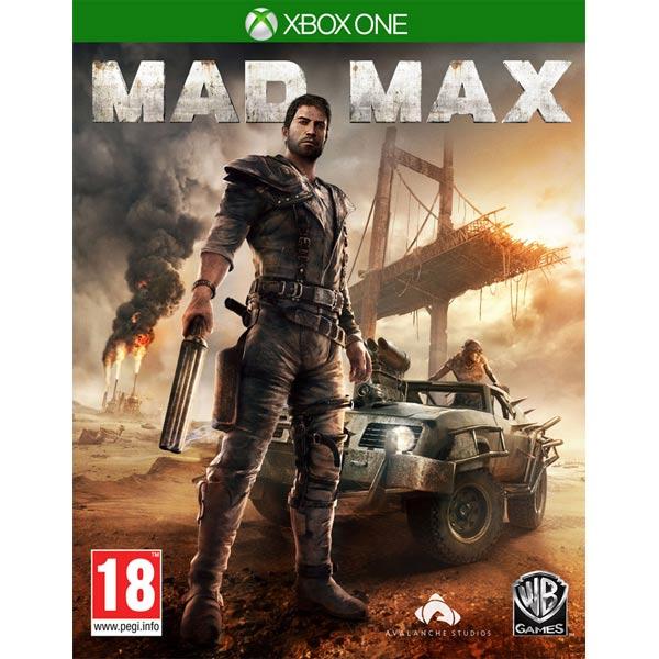 Игра для Xbox One MICROSOFT Xbox One Mad Max