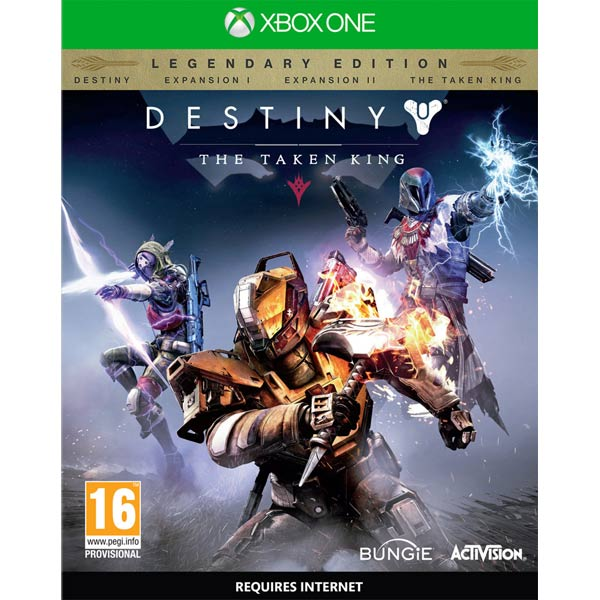 ���� ��� Xbox One MICROSOFT Destiny: The Taken King.Legendary Edition