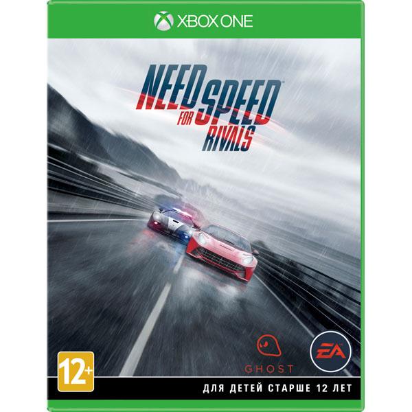 Игра для Xbox One MICROSOFT Xbox One Need For Speed Rivals