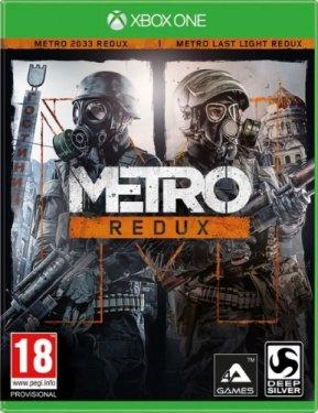 Игра для Xbox One MICROSOFT Метро 2033:Возвращение