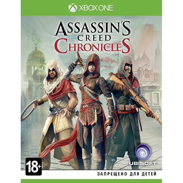 Игра для Xbox One MICROSOFT Assassin'Creed Chronicles (Xbox one edition)