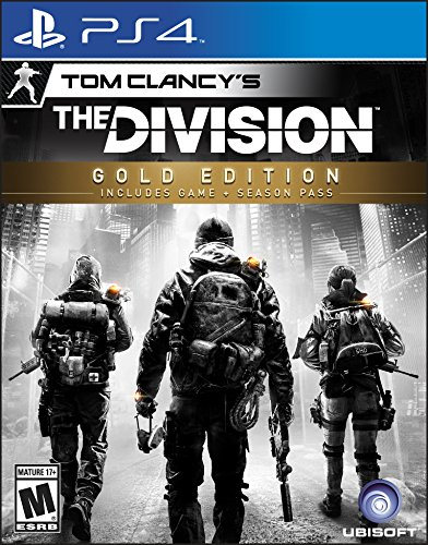 Игра для PS4 SONY Tom Clancy's The Division.Gold Edition PS4