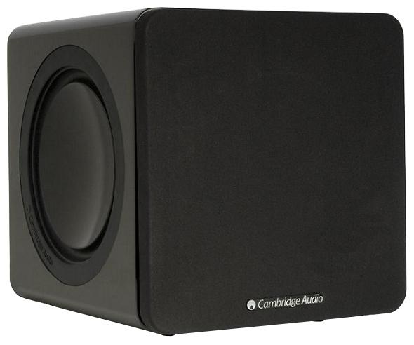 Акустическая система Cambridge-Audio Cambridge Audio Minx X201, черный Minx X201 Bl
