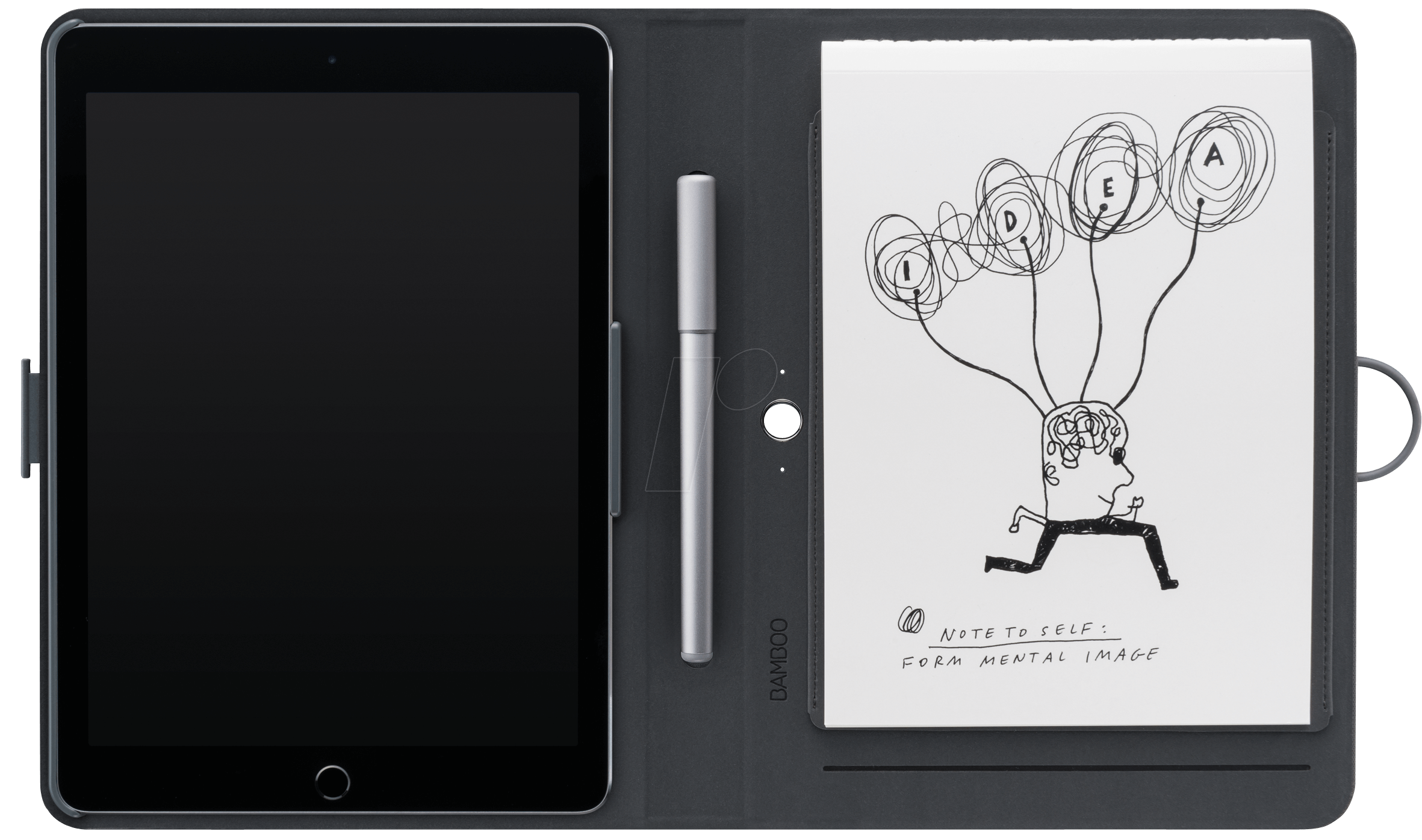WACOM Bamboo Spark � ���������� ��� iPad Air 2 (CDS600C)